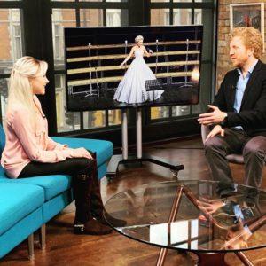 London, London Live, Christina, Chrissy, Johnston, Opera, Singer, Classical, Music, Celebrity
